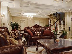 高雅生活的追求-大洋湾美式风格别墅