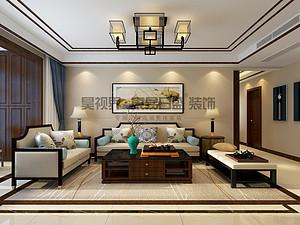 新中式| 建业壹号城邦170㎡—骨子里的东方美