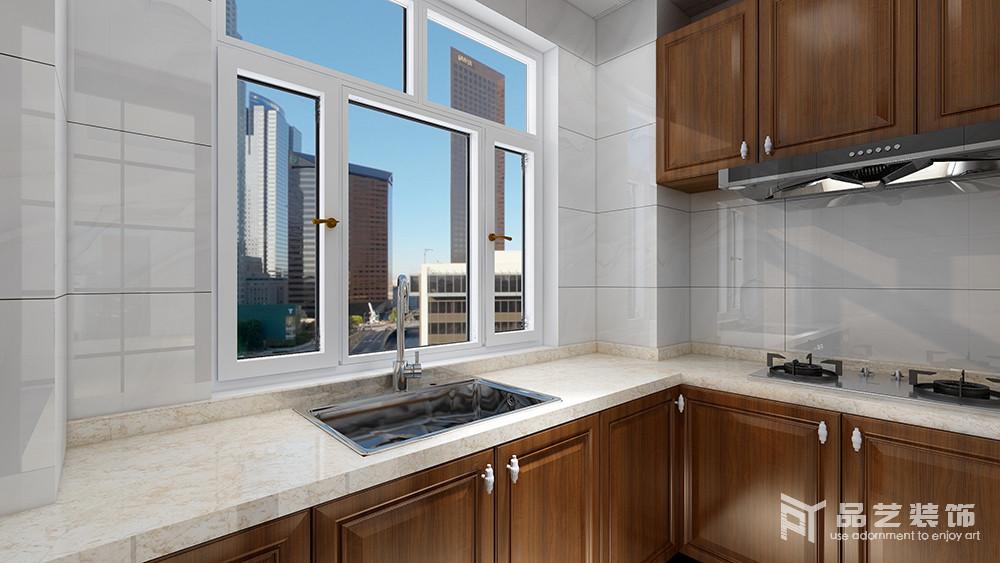 雅园二期三居室-厨房