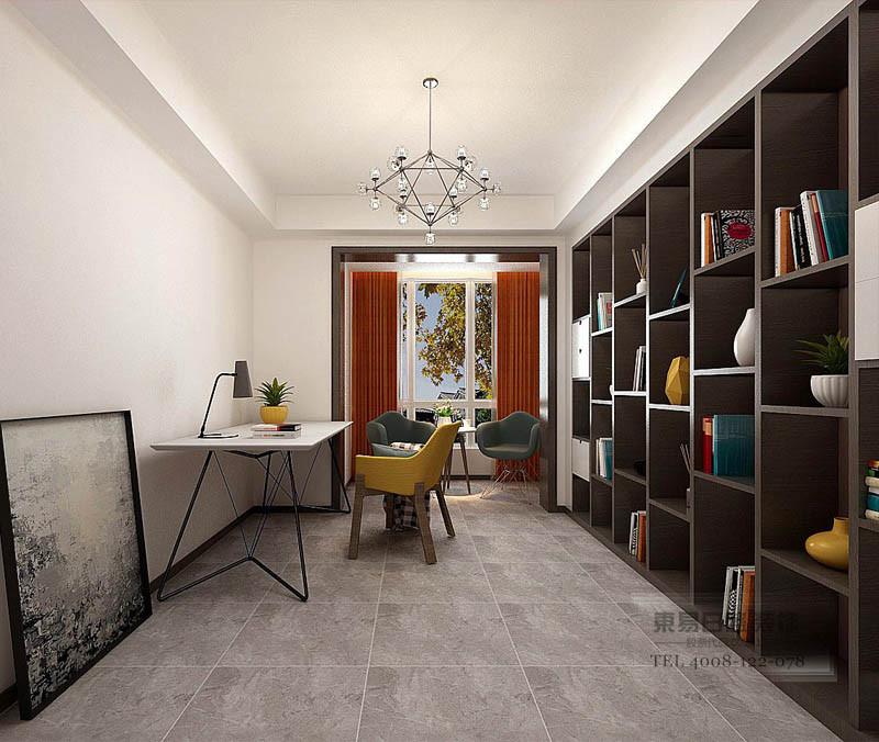 它能够容纳空间中多元的艺术元素及色彩
