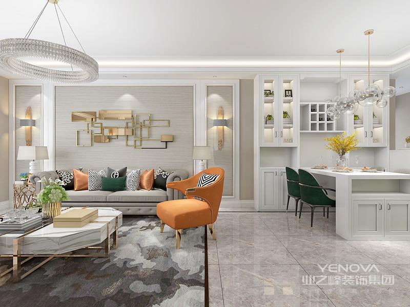 现代风格家居设计彰显个性,具有浓郁现代感,现代风格家居设计的特色是,其设计的元素、材料都很单一,这种设计风格已经成为越来越多时尚潮人装修的首选,现代风格家居设计从整体到局部、从空间到室内陈设塑造,精雕细琢,给人一丝不苟的印象。