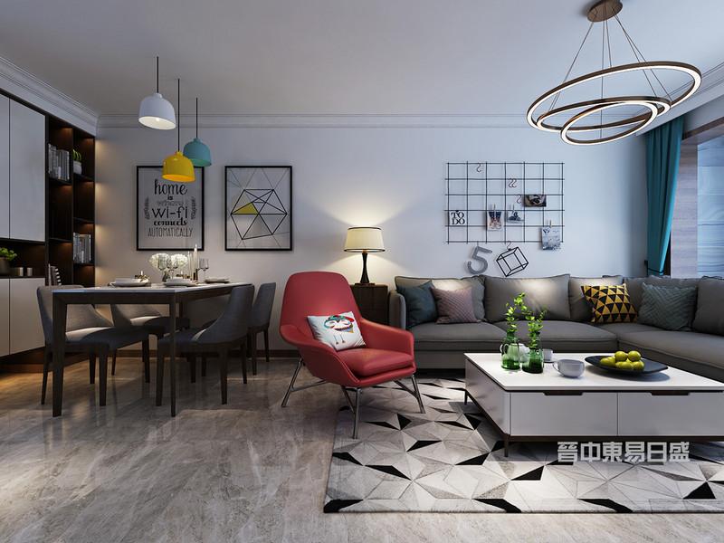 客厅作为家庭生活活动区域之一,它既是个家活动、娱乐、休闲、团聚、就餐等活动场所,又是接待客人对外联系交往的社会活动空间,是家居生活的核心区域,又是接待客人的社交场所,是住宅空间的中心泞脑和对外的一个窗口。因此,客厅装修是整个家庭装修的重点,会客区的沙发作用很重要,他的造型和颜色会直接彰响到客厅的风格。