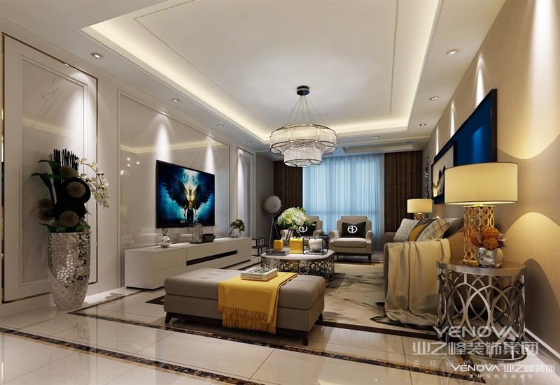 现代风格外形简洁、功能强,强调室内空间形态和物件的单一性、抽象性。现代简约风格,顾名思义,就是让所有的细节看上去都是非常简洁的。装修中极简便是让空间看上去非常简洁,大气。装饰的部位要少,但是在颜色和布局上,在装修材料的选择配搭上需要费很大的劲,这是一种境界。