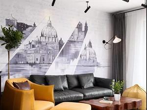 萨尔斯堡-138㎡-loft风格