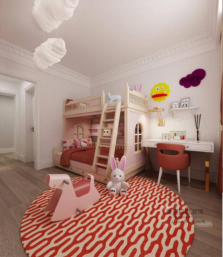 小女儿们的房间