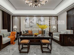 中式风格   伟业180m2 — 东方美学的经典演绎