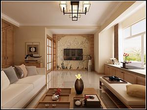 金色家园-220㎡-现代中式
