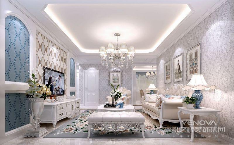 简欧风格就是简化了的欧式装修风格,也是目前非常流行的住宅修风格。它的设计风格其实就是改良的古典欧式主义风格。 欧洲的文化丰富的艺术底蕴,开放,创新的设计思想及其尊贵的姿容,一直以来颇受众人喜欢和追求。一丝不苟的印象。综合来说就是对称性,造型(圆和方),材料(精细和贵气)。简欧就是在欧式风格的基础上添加上了现代风格的元素。