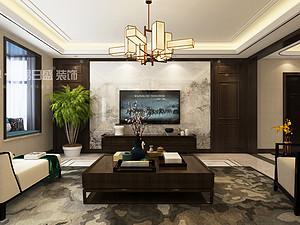 新中式风格 | 新泓家园203m2 — 独特的东方韵味