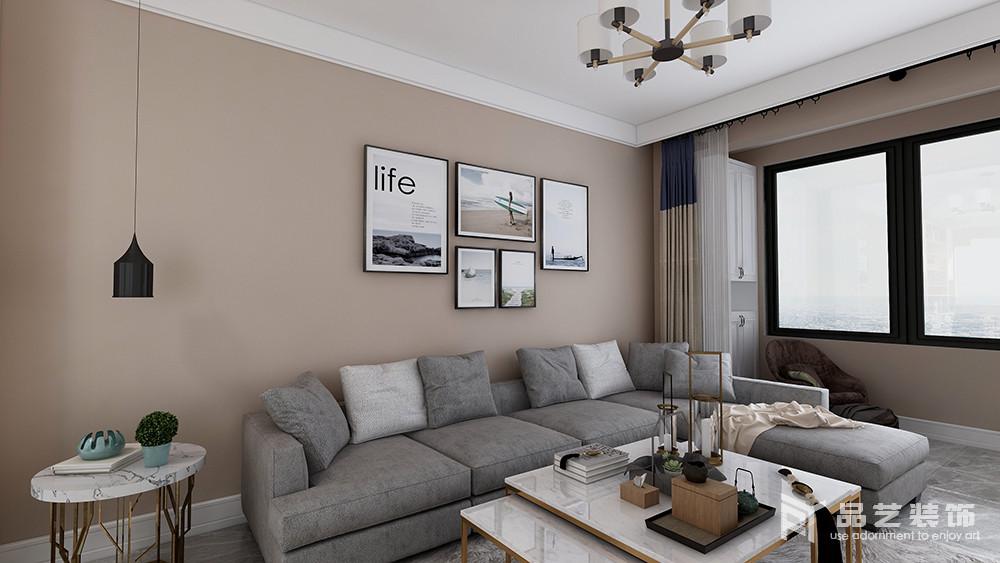东隽苑-沙发背景