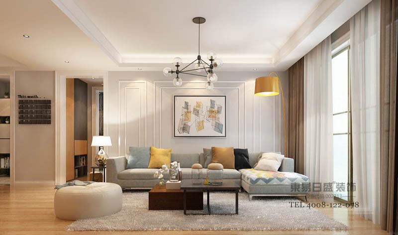 以色彩来表现个性,通过纯净,简洁的空间规划与材质的运用,在舒适和美观、在实用和梦想之间取得平衡。