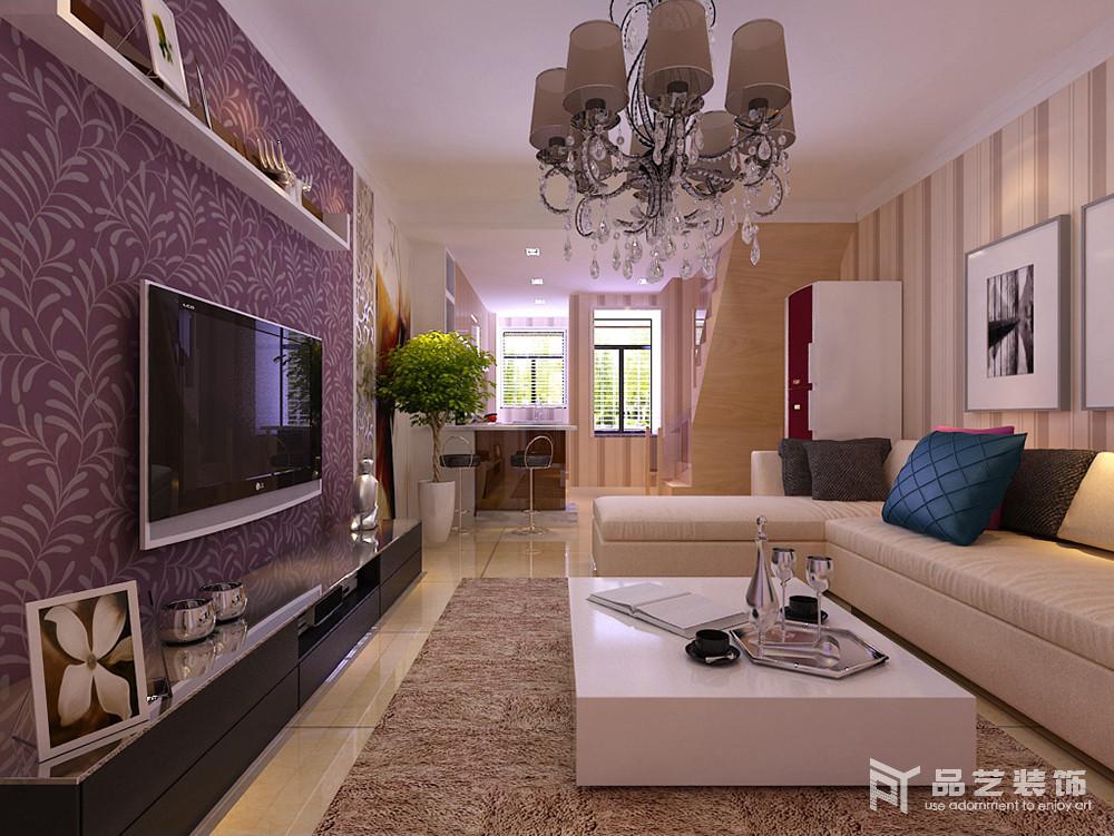 金色米兰-客厅1