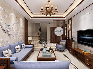 九仟階-別墅新中式