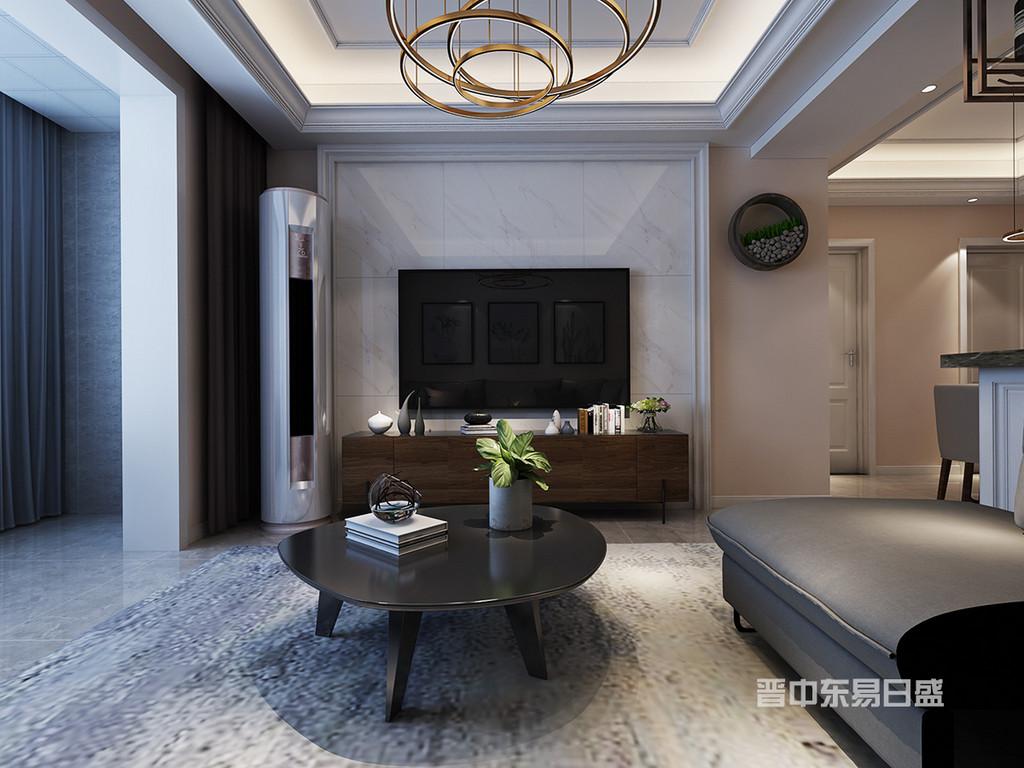 锦绣园--客厅