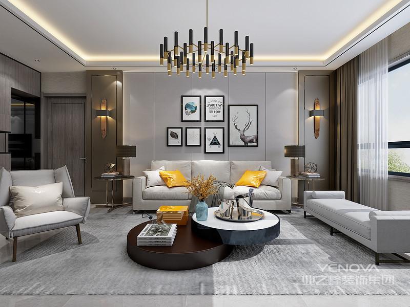 在家庭装修的风格选择中,如果想要简洁省事一些,那么现代简约风格可以说是比较理想的,下面我们就来谈谈家装现代简约风格的几个特点,也对现代简约风格的理念做一些了解和认识,让大家在家装选择现代简约风格时,能够有更多的一些知识,以取得好的效果。
