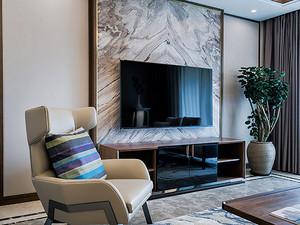 龍商天驕,裝修案例 150㎡,新中式風格,四房二廳實景圖
