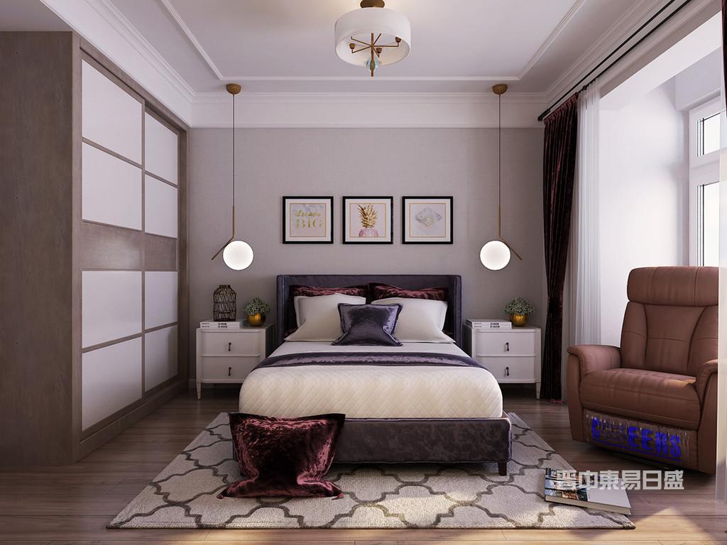新晋世家--卧室