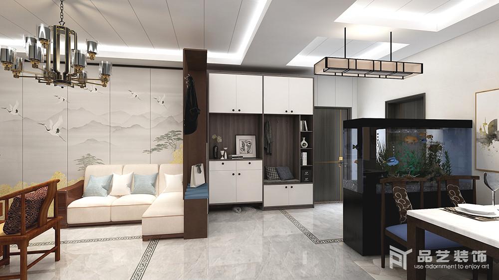 迎泽区-化纤公寓-门厅
