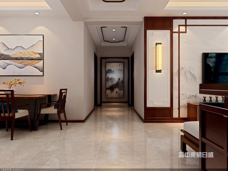 唐诚银座--门厅
