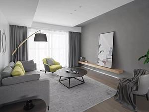 143㎡簡約主義3室2廳,百看不厭的經典質感