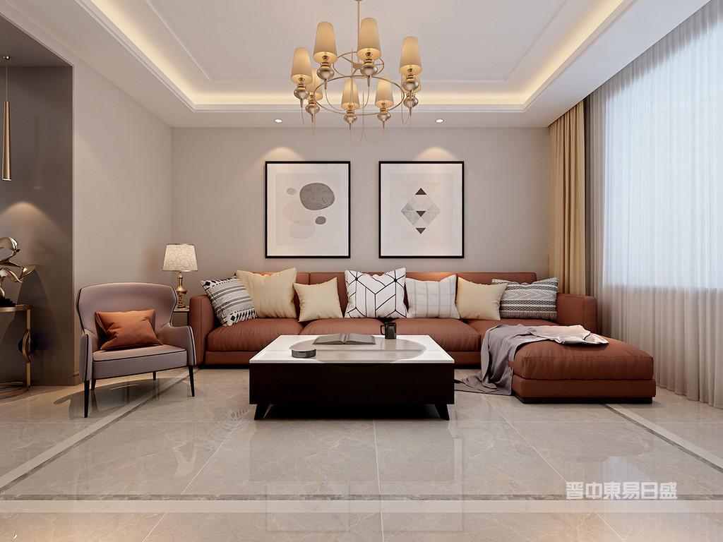 锦绣园--客厅2