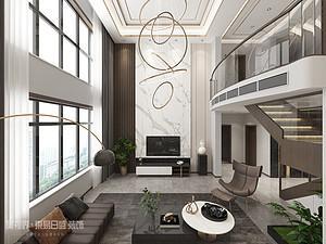 """现代风格   长顺家园280m2 — """" 筑就品质生活 """""""