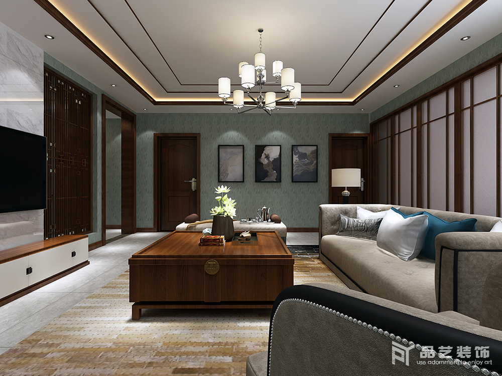 锦绣苑-客厅3