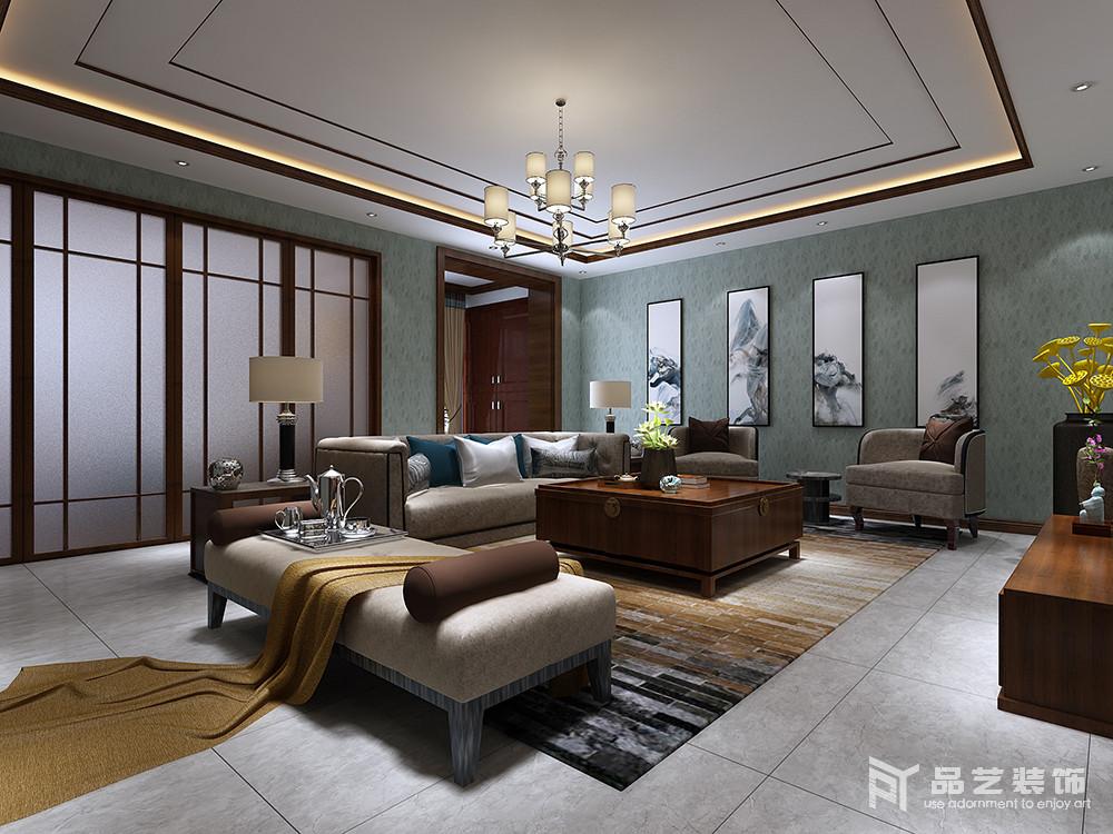 锦绣苑-客厅2