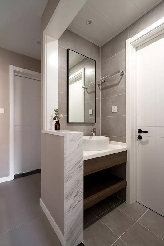 卫生间业主要求干湿分离