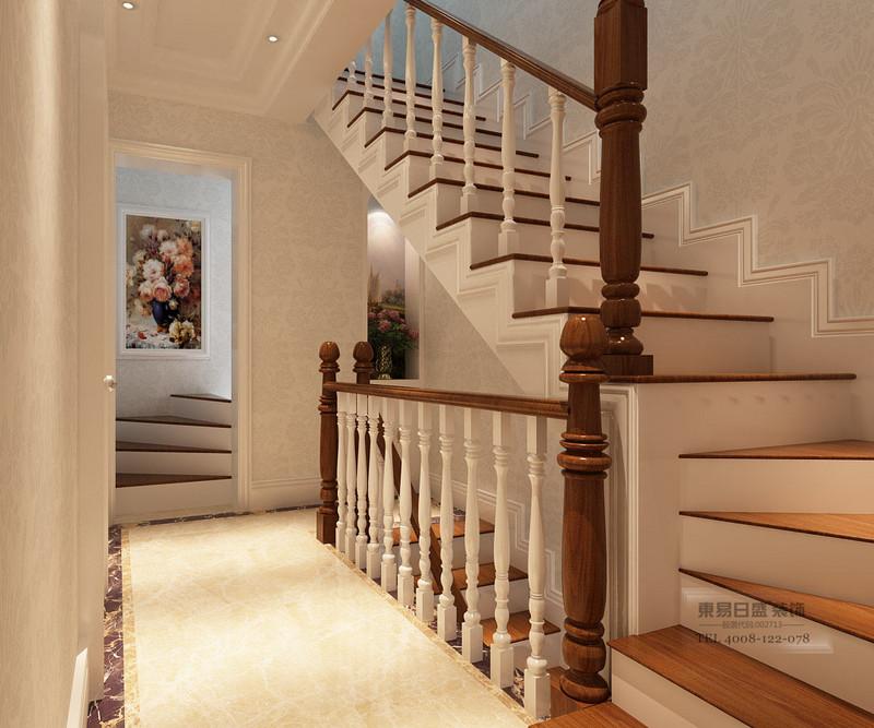 本案采用采用简约的欧式风格,是由于它集成着传统欧式风格的装饰特点。