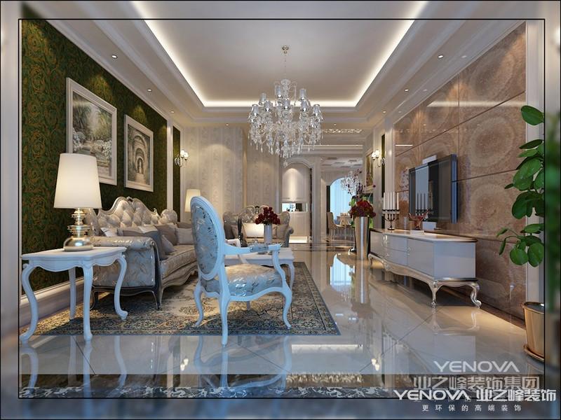 材料说明:壁布、墨镜、夹纱玻璃、石材、石英砖