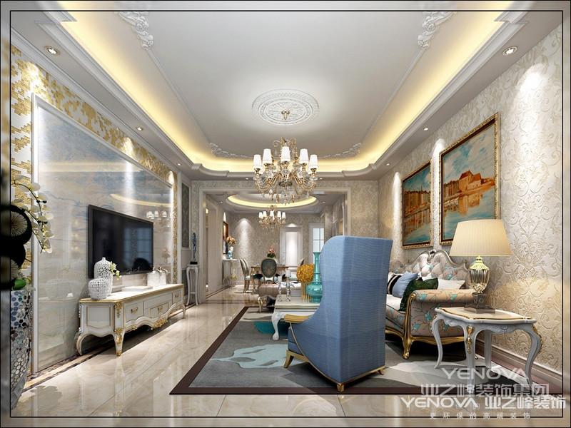 欧式风格是一种追求华丽和高雅的风格,而在风格上又有新古典欧式风格和简欧风格这两种。