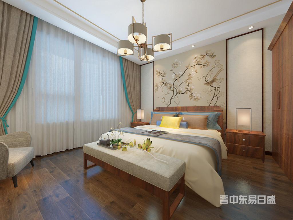 绿景未来城-卧室