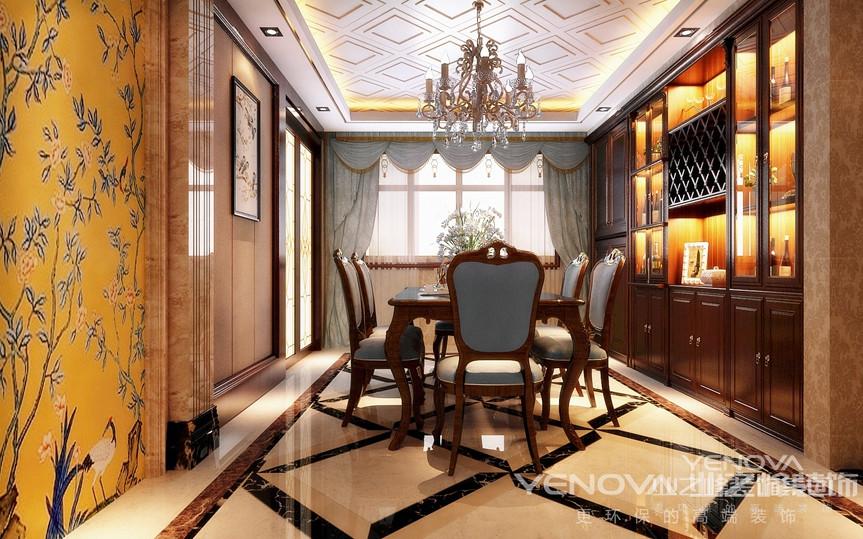 新古典家具注重装饰效果,用室内陈设品来增强历史文脉特色,往往会照搬古典设施、家具及陈设品来烘托室内环境气氛。