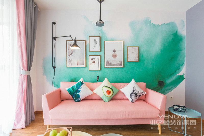 客厅 沙发背景墙