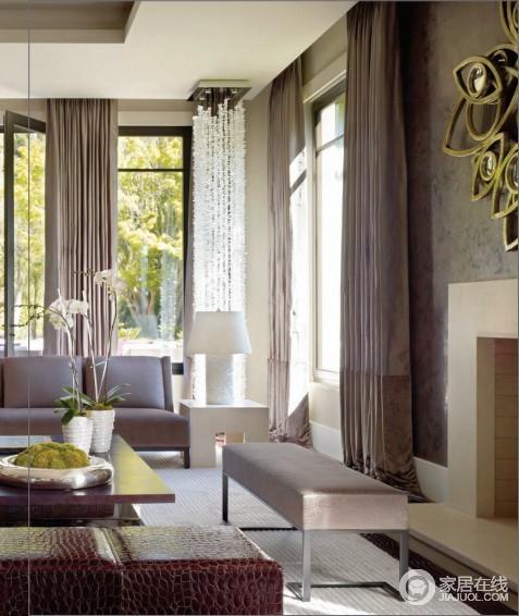 不艳丽不花哨 欣赏中性色调的家居之美