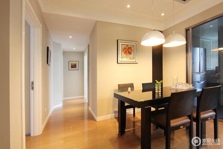 3室2厅2卫家装案例 无印良品极简风格