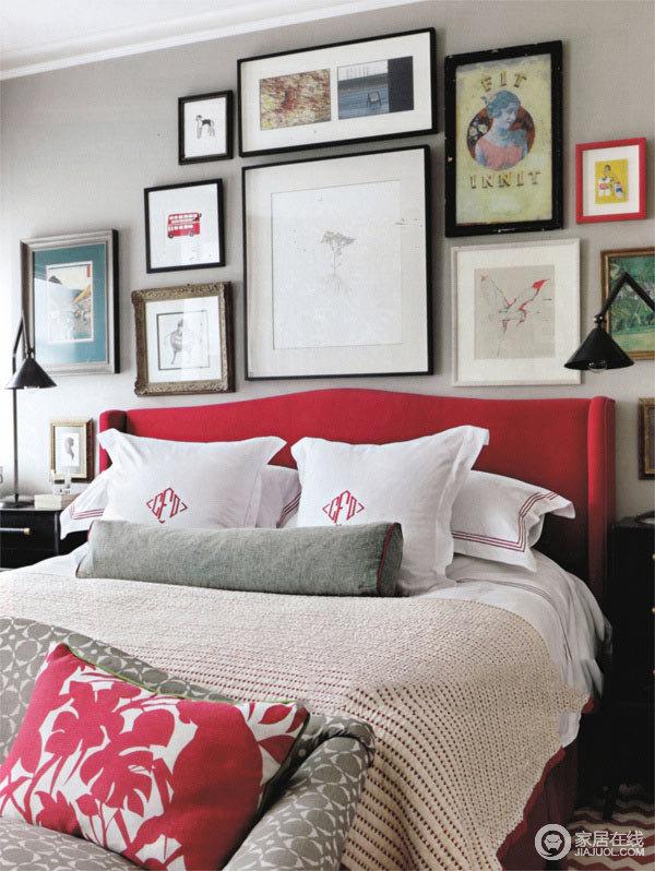 灰色调房间美图 小众灰色也可以很养眼