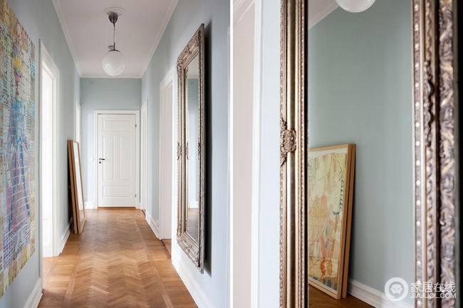 色彩温暖的简约公寓  小资情调尽显其中