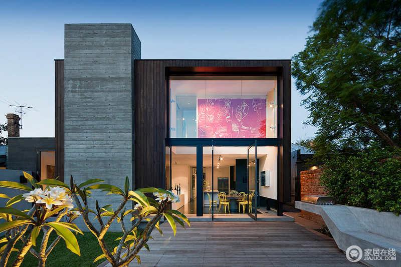 不同家居空间 古典韵味和现代简约的对比