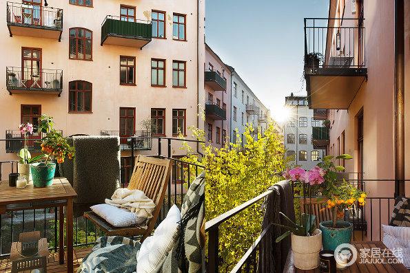 随性自然的家居氛围 北欧风格家装秀