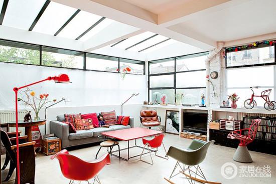 混搭系清新家 美丽温馨的家居设计鉴赏