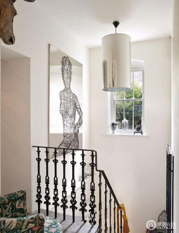每个角落都值得你欣赏 艺术家的公寓