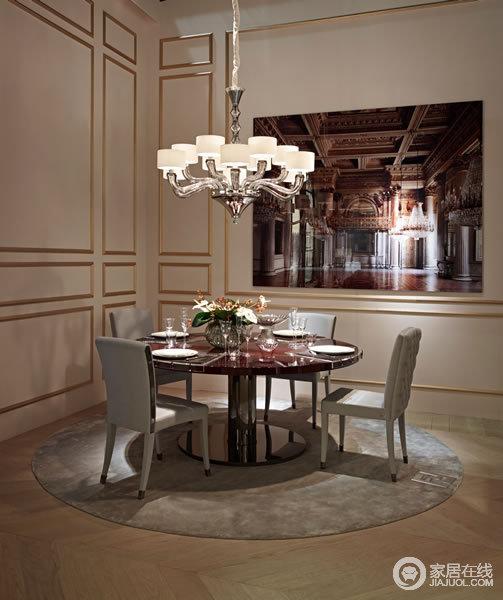 18款家居餐厅设计 每一款都别具风情