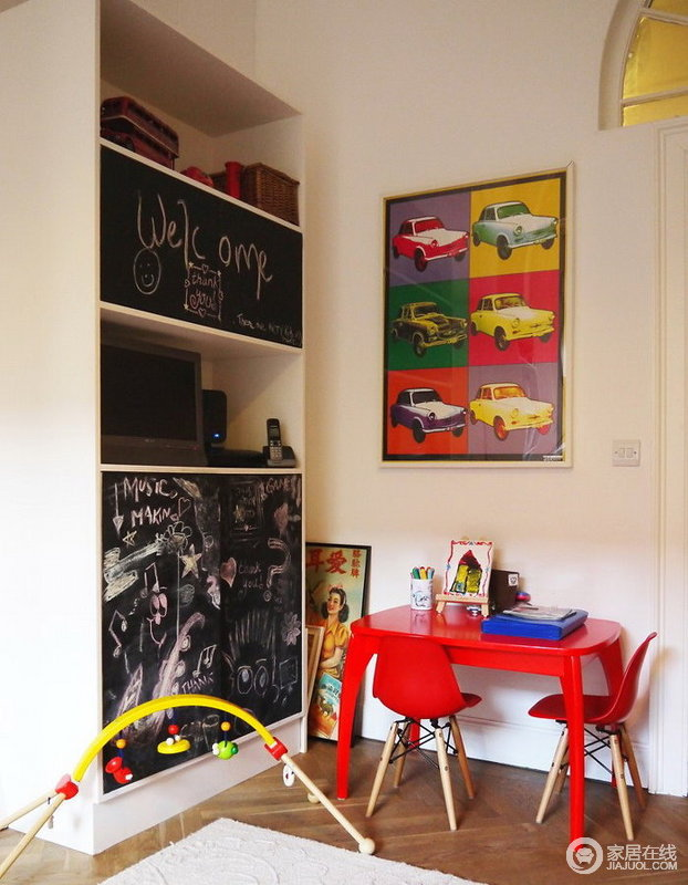 带婴儿房的别墅装修 舒适温馨的家