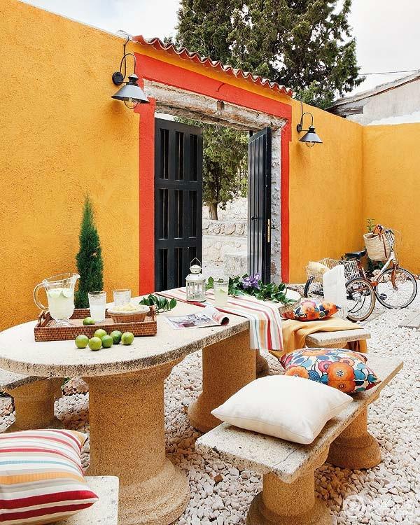 西班牙家庭风格酒店  感受异域风情