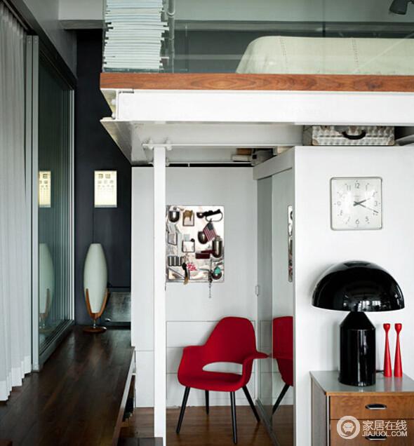 个性精致的LOFT公寓 现代时尚的住宅