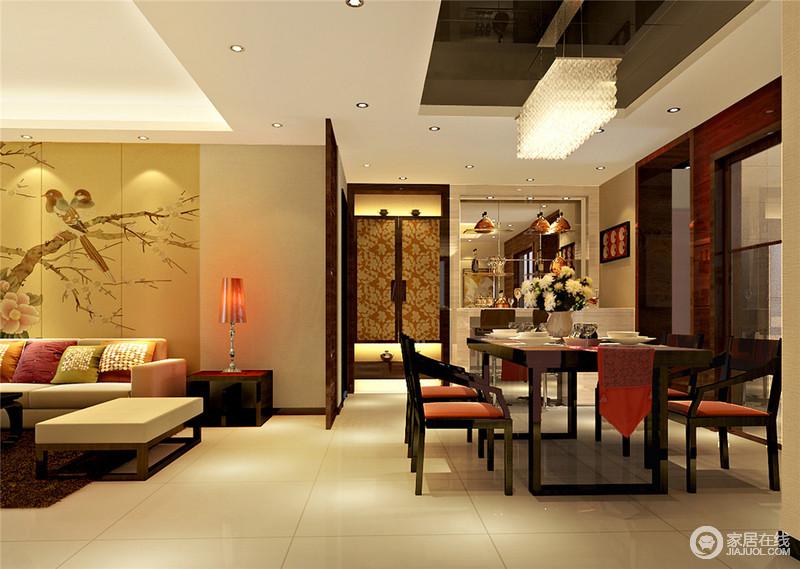 中式风格体现现代中式的魅力