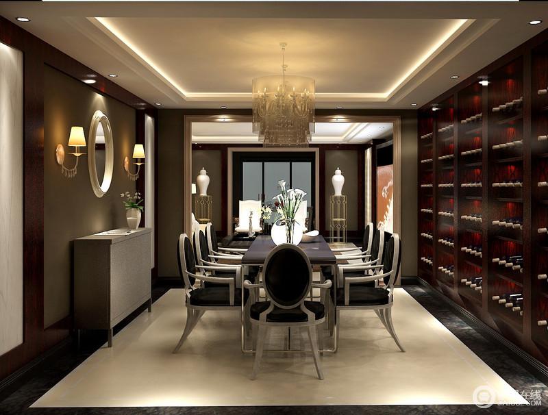现代风格独栋别墅 全采光透明天窗设计