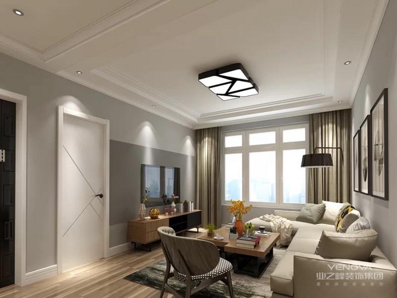 强调功能性设计,线条简约流畅,色彩对比强烈,这是现代风格家具的特点。此外,大量使用钢化玻璃、不锈钢等新型材料作为辅材,也是现代风格家具的常见装饰手法,能给人带来前卫、不受拘束的感觉